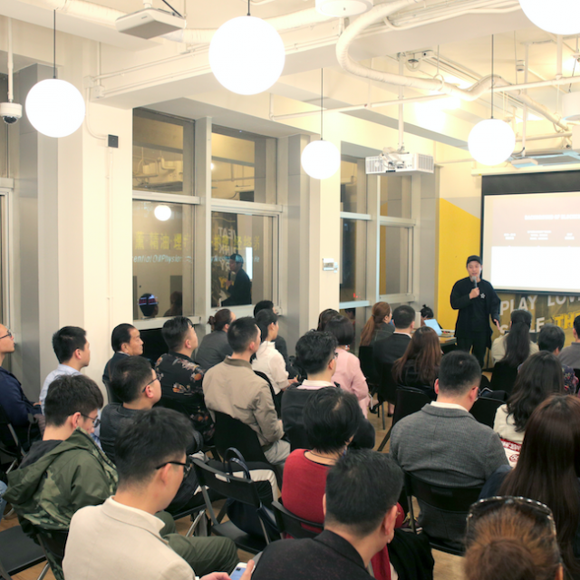 The Unreasonable Rain Huan @ WeWork | An Introduction to Incubating and Investment in Blockchain Industry